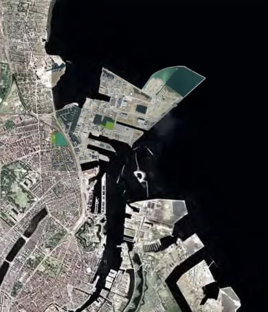Nordhavn med loven fra 2011